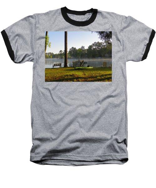 Lake Life Baseball T-Shirt