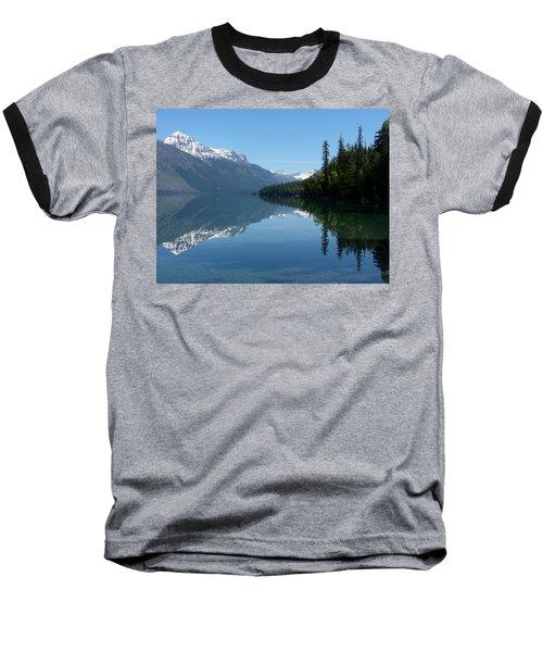 Lake Mcdonald - Glacier National Park Baseball T-Shirt