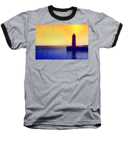 Lake Michigan Baseball T-Shirt