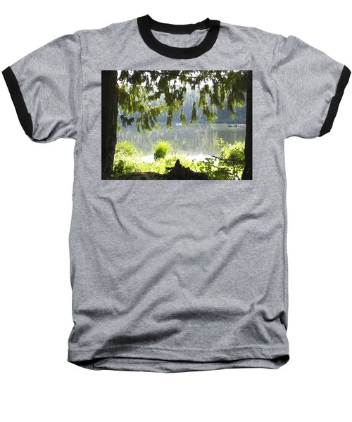 Lake Of Dreams Baseball T-Shirt