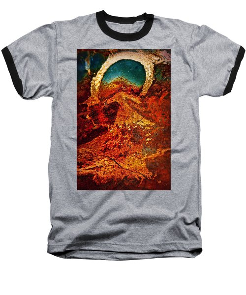 Lake Of Lava Baseball T-Shirt