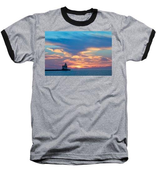 Lake Spirits Rising Baseball T-Shirt