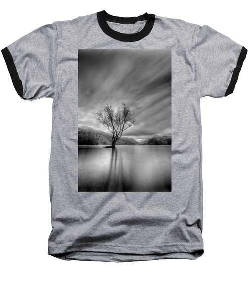 Lake Tree Mon Baseball T-Shirt