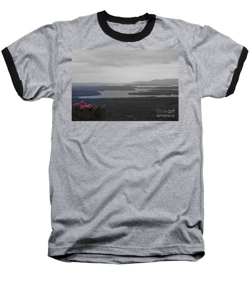 Lake Winnipesaukee      Sold Baseball T-Shirt