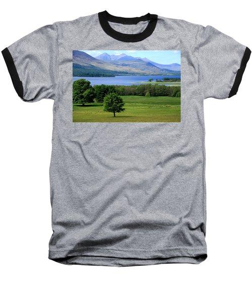 Lakes Of Killarney - Killarney National Park - Ireland Baseball T-Shirt
