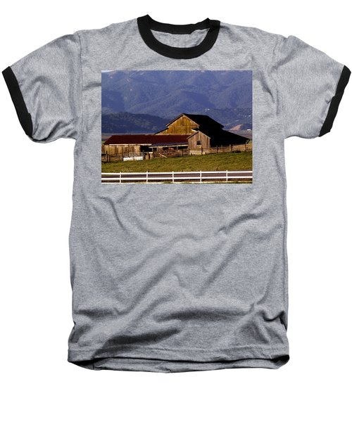 Lakeville Barn Baseball T-Shirt