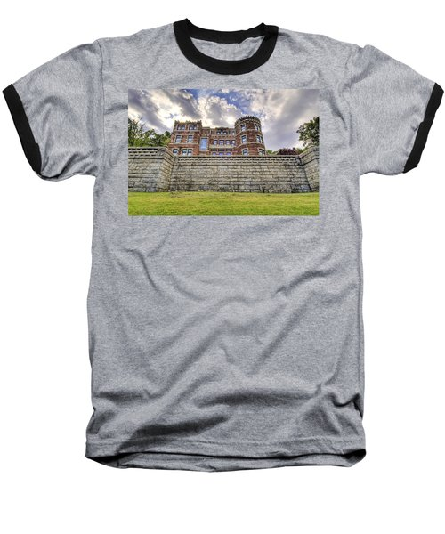 Lambert Castle Baseball T-Shirt