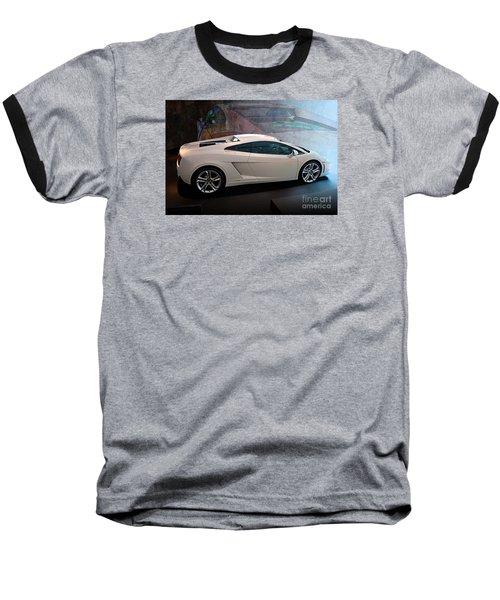 Lamborghini Gallardo Lp550-2 Side View Baseball T-Shirt