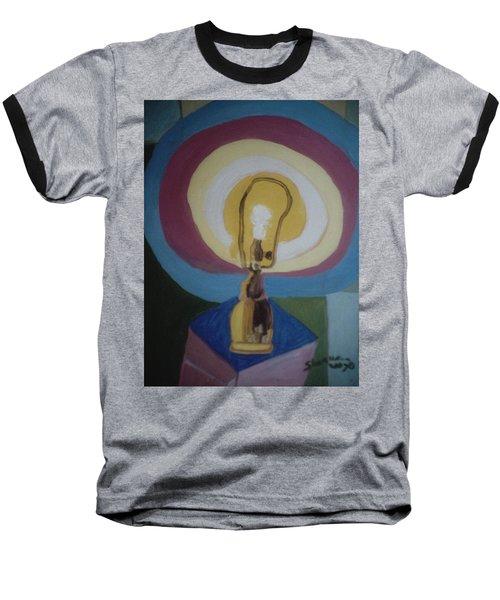 Lamp Without A Shade Baseball T-Shirt