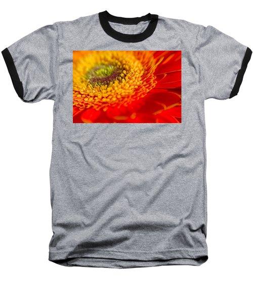 Landscape Of A Flower Baseball T-Shirt