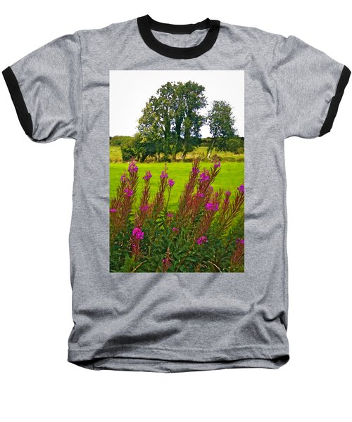 Lanna Fireweeds County Clare Ireland Baseball T-Shirt