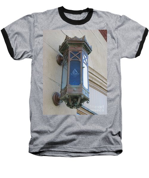 Lantern Of Secrets Baseball T-Shirt