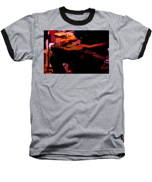 Lap Steel Baseball T-Shirt