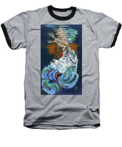 Dive Into Your Soul Baseball T-Shirt
