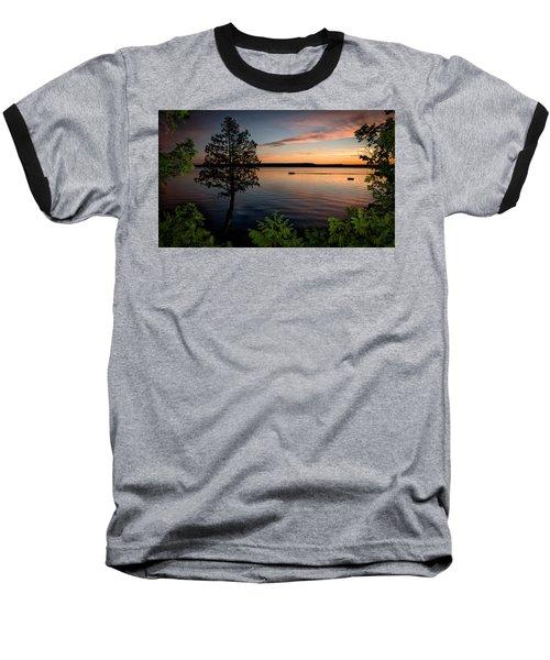 Last Cast Baseball T-Shirt