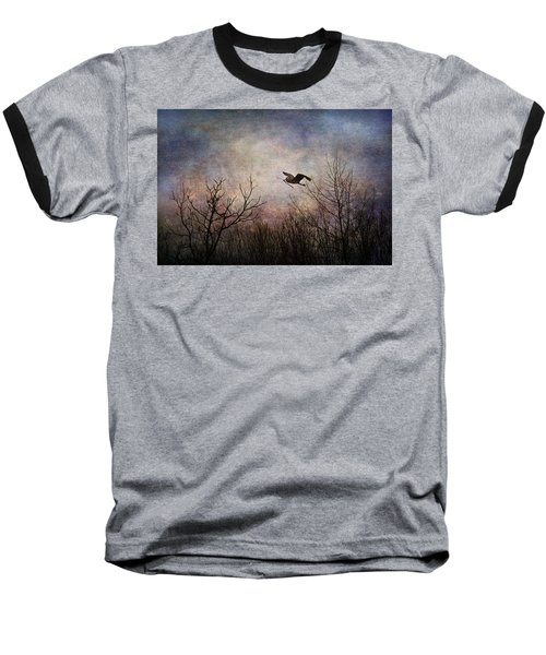 Baseball T-Shirt featuring the photograph Last Delivery Of The Day by Dale Kincaid