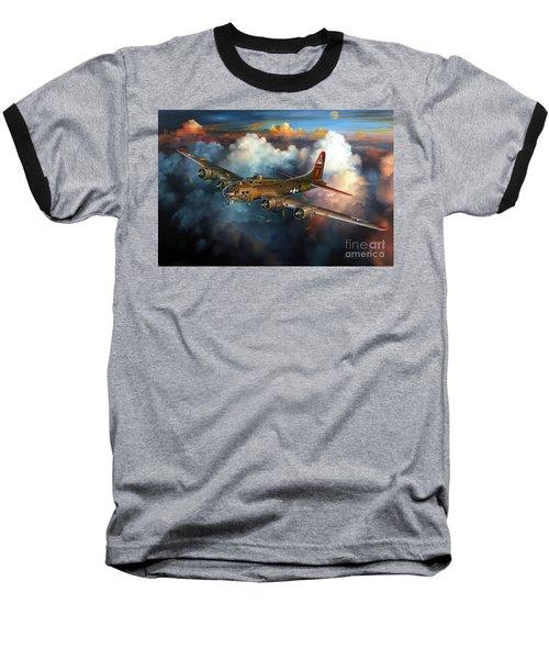 Last Flight For Nine-o-nine Baseball T-Shirt