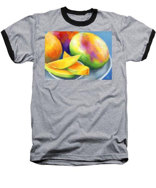 Last Mango In Paris Baseball T-Shirt by Stephen Anderson