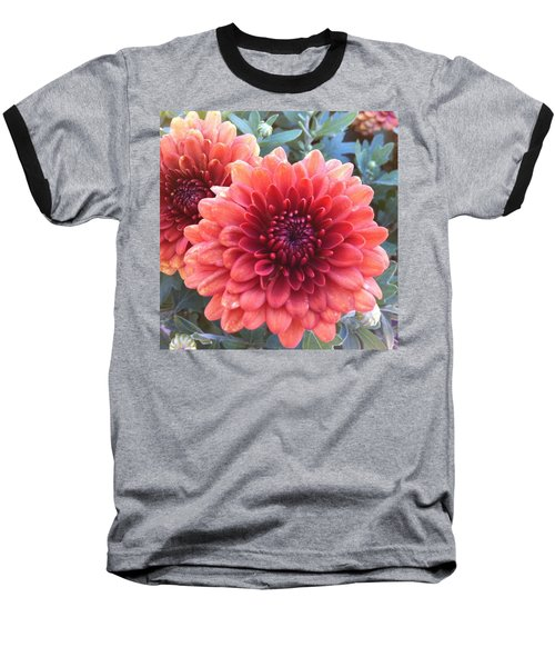 Last Of The Summer Baseball T-Shirt by Denyse Duhaime
