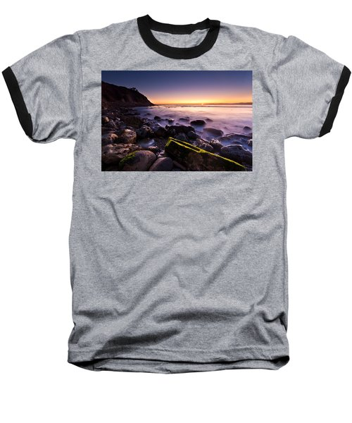 Baseball T-Shirt featuring the photograph Last Ray by Mihai Andritoiu
