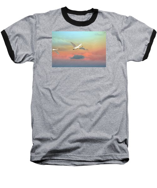 Last Vestige Baseball T-Shirt by Ed Hall