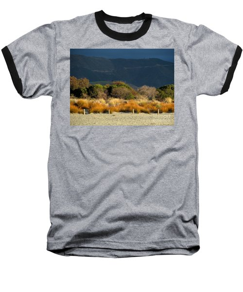 Late Afternoon Colours Baseball T-Shirt