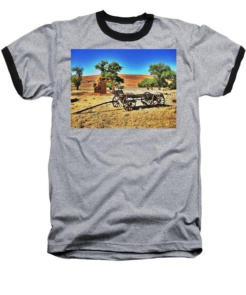 Late For Market Baseball T-Shirt