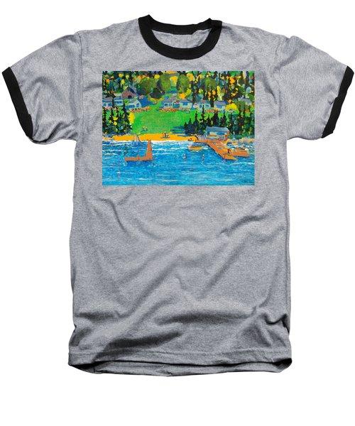 Late In The Season Baseball T-Shirt