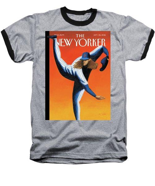 Late Innings Baseball T-Shirt