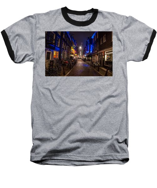 Late Nights Baseball T-Shirt