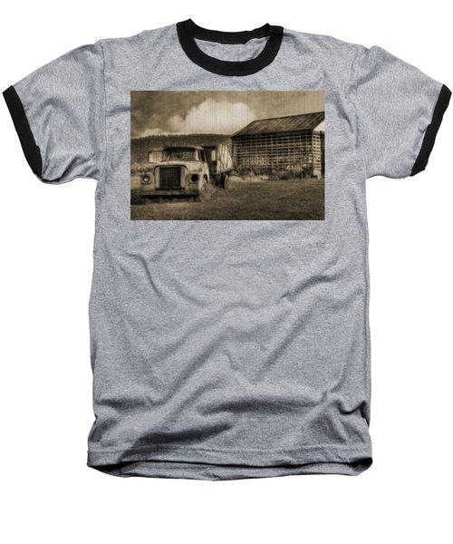 Latsha Lumber Company Baseball T-Shirt