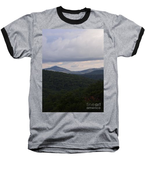 Laurel Fork Overlook 1 Baseball T-Shirt