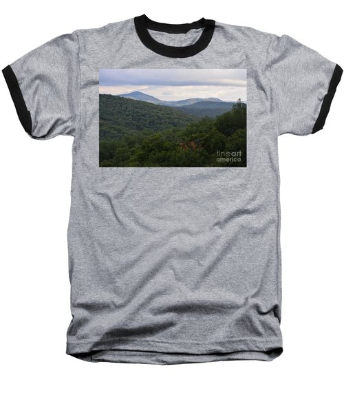 Laurel Fork Overlook II Baseball T-Shirt