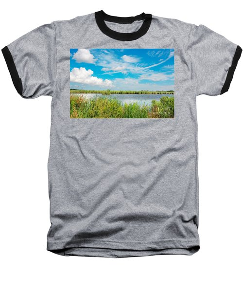 Lauwersmeer National Park. Baseball T-Shirt