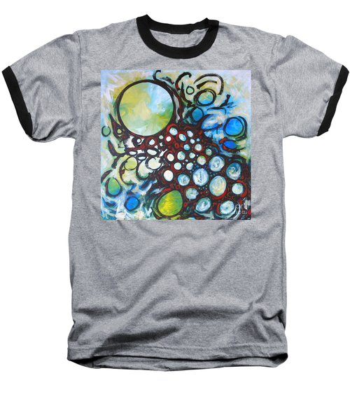 Lava Lamp Studio No.1 Baseball T-Shirt