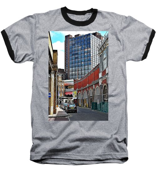 Layers Of London Baseball T-Shirt