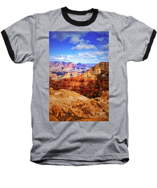 Layers Of The Canyon Baseball T-Shirt