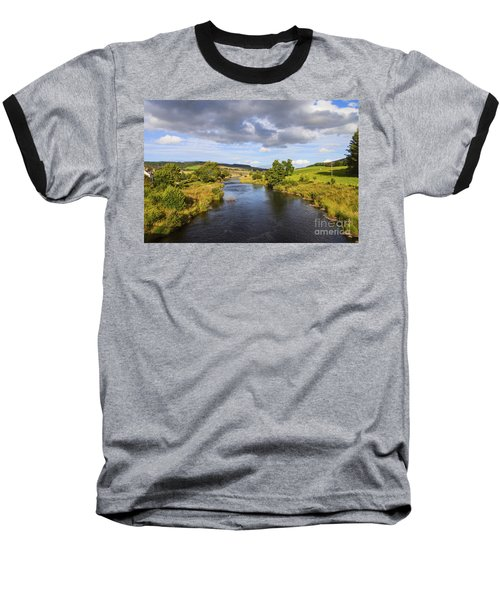 Lazy River Baseball T-Shirt