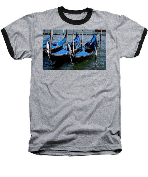 Gli Gondole Baseball T-Shirt