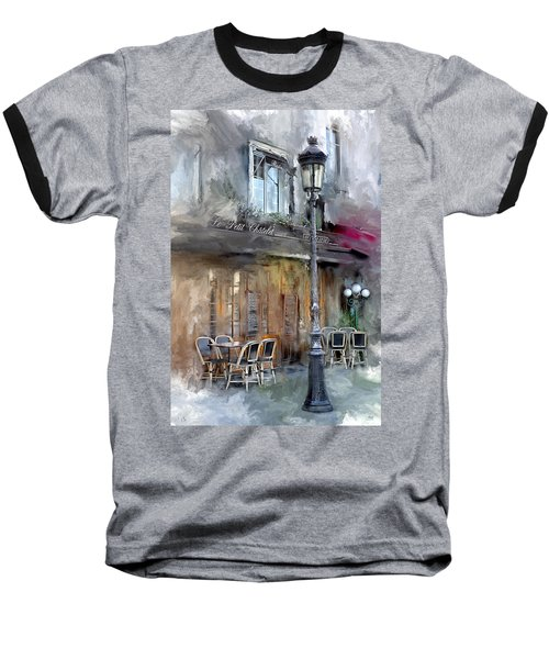 Le Petit Paris Baseball T-Shirt