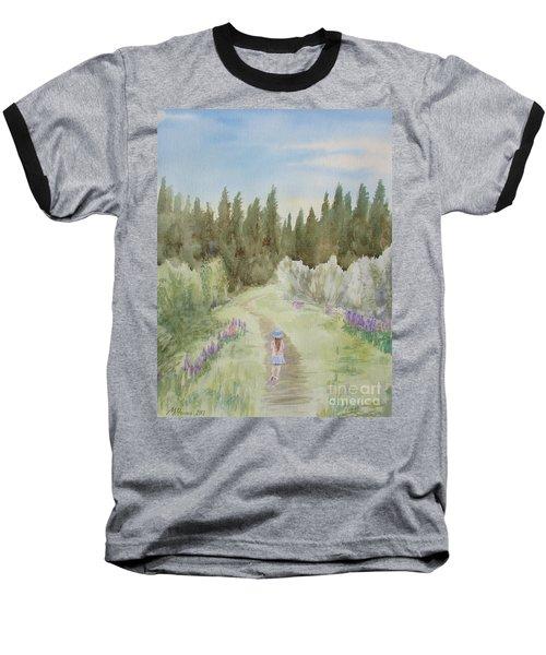 Leading The Way Baseball T-Shirt