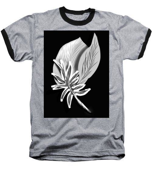 Leaf Ray Baseball T-Shirt