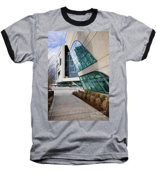 Leaning Baseball T-Shirt