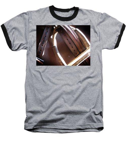 Leather And Iron Baseball T-Shirt