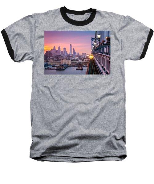 Leaving Philadelphia Baseball T-Shirt