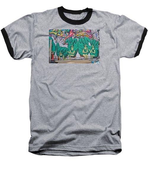 Leaving Your Mark Baseball T-Shirt