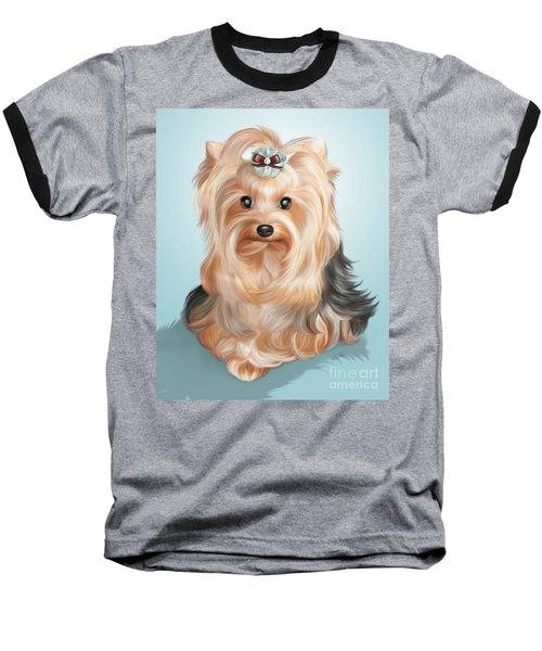 Leetl Luloo Zazu  Baseball T-Shirt
