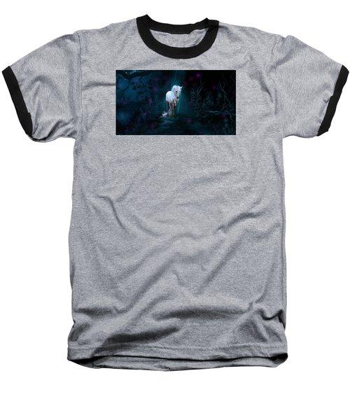 Left Alone Baseball T-Shirt
