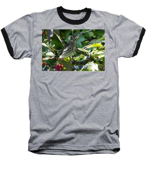 Left The Nest Baseball T-Shirt