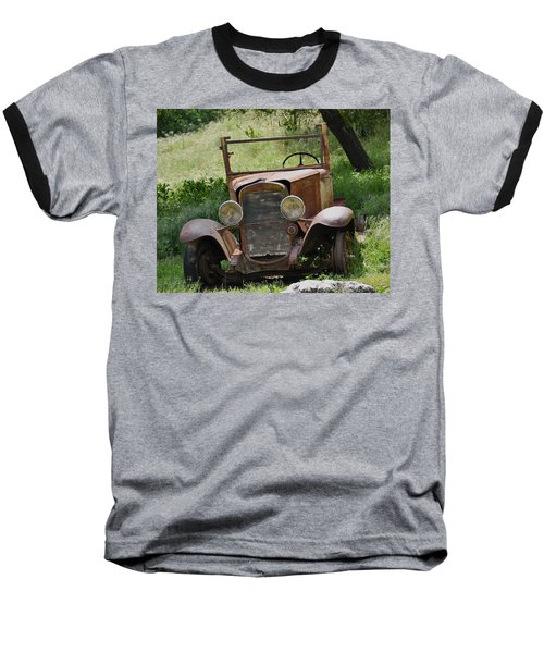 Left To Die Baseball T-Shirt